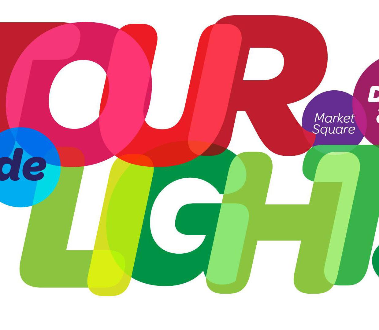 Tour de Lights <br> December 15 <br>6 PM - 8:30 PM<br> Market Square<br>