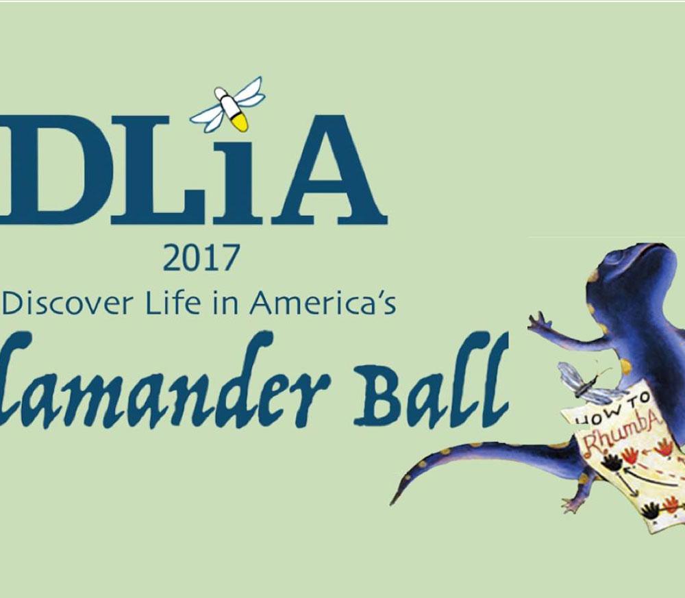 DLiA Salamander Ball <br> September 24 <br>5:30 PM - 9:30 PM<br> Knoxville Botanical Gardens<br>