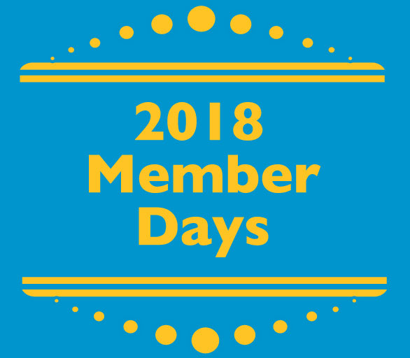 Member Days<br> January 25 - 28 <br>Three Rivers Market<br>