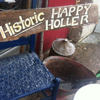 Happy Hollerpalooza<br> Sept 26th<br> N. Central St.