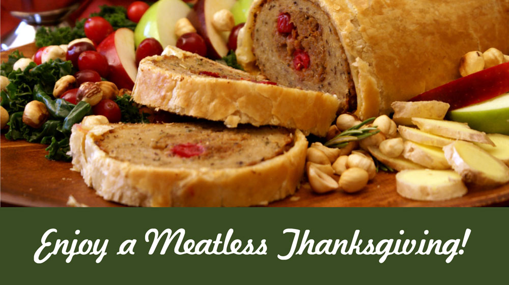 meatless thanksgiving