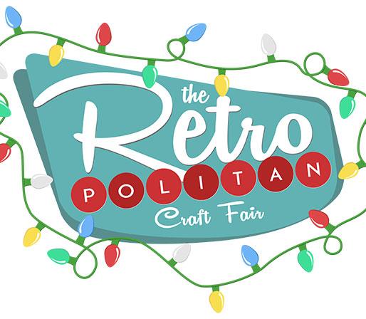 Retropolitan Craft Fair <br> November 19, <br>10 AM - 5 PM <br> Jackson Terminal <br>