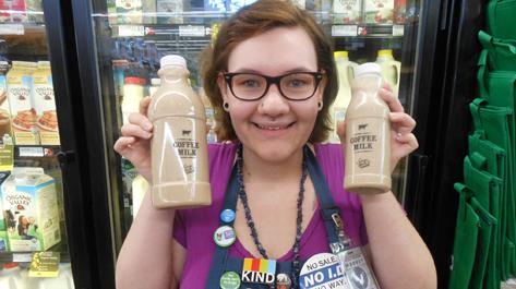 Cruze Coffee Milk