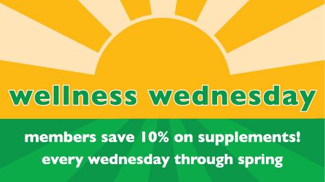 Wellness Wedneday