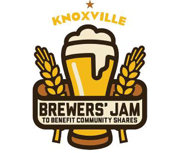 Knoxville Brewer's Jam <br> October 6th<br> 2:00 PM - 6:00 PM <br> Knoxville Civic Coliseum Plaza