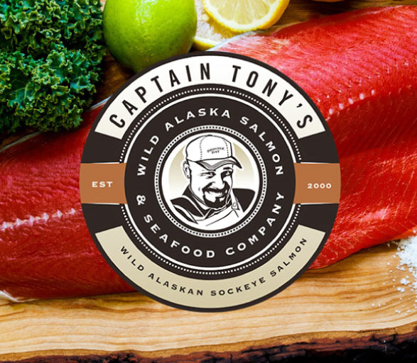 Wild Alaska Salmon & Seafood <br> April 21 <br>11 AM - 2 PM<br> Three Rivers Market