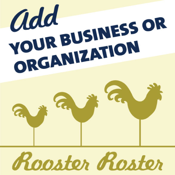 Three Rivers Market's Rooster Roster