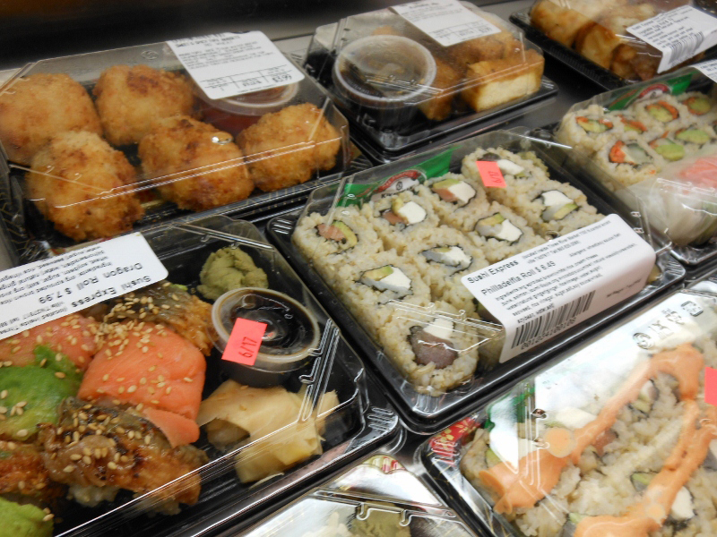 Sushi three rivers market for Asian cuisine hoover al