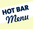 Hot Bar Menu