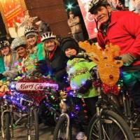 Tour de Lights <br> December 14th<br>6:15 PM - 8:45 PM<br>Market Square<br>