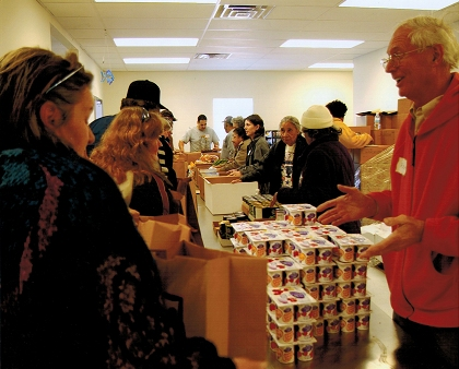 Round up for fish hospitality food pantry three rivers for Fish food pantry