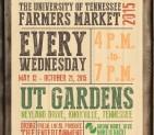 Come Meet the Good Folks of UT Farmers Market