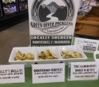 Green River Picklers Products at the Co-op