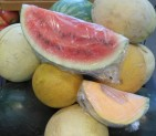 Local Melons Abound