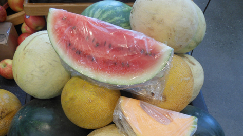 Local Melons
