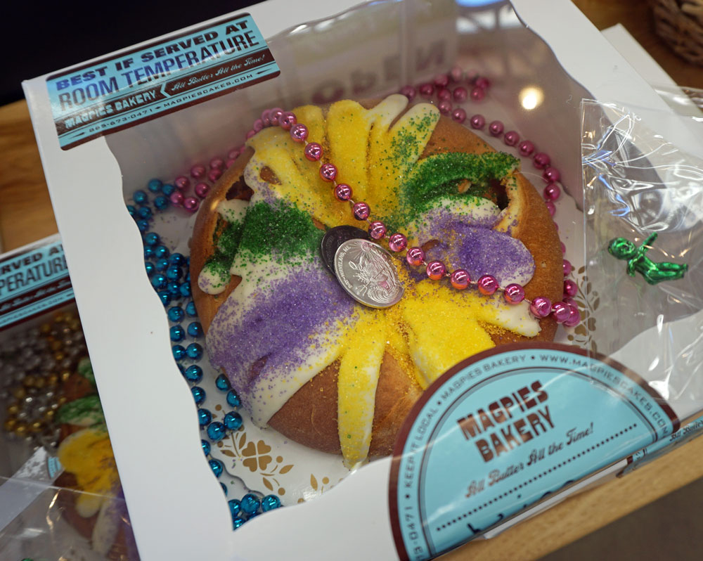 King Cake Knoxville Tn