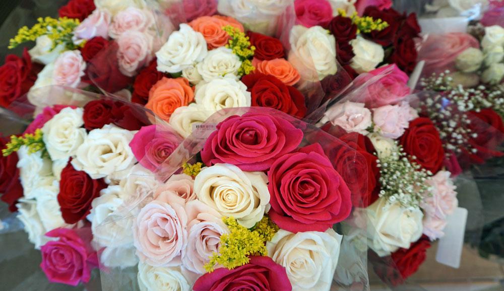 Fair Trade Rose Bouquets