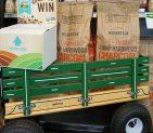 Win this Woodstock Wagon