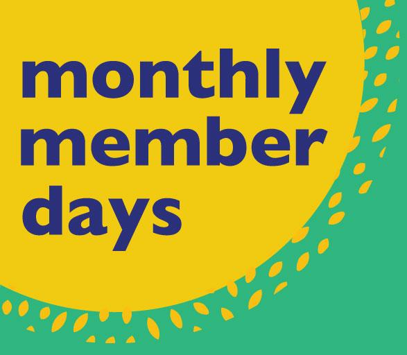 Member Days<br>July 2018 - June 2019<br> Three Rivers Market<br>
