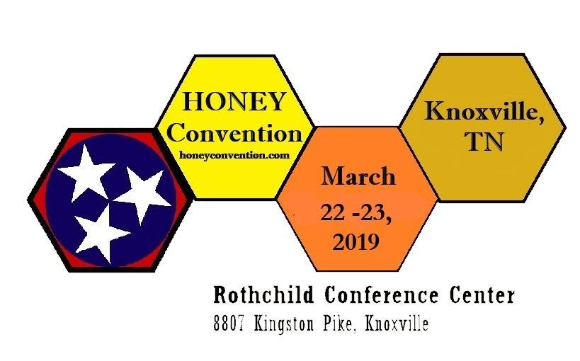 The Honey Convention, March 22-23, Rothchild Catering & Conference Center, Knoxville