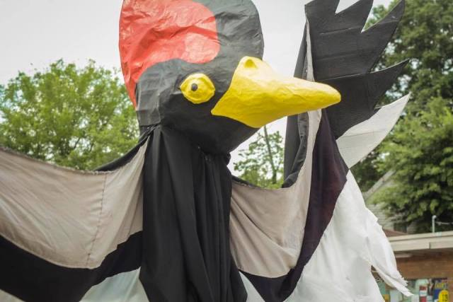Appalachian Puppet Pageant<br> May 11, 2019<br>Walter Hardy Park<br>